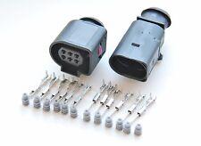 AUDI VW Skoda VAG 6 pin connector plug 1J0973713 and 1J0973813 set