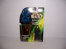 1996 Star Wars The Power of the Force Emperor Palpatine  Collection 3 Figure