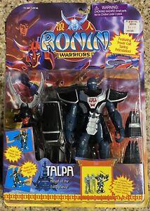 """Playmates Toys Ronin Warriors Talpa Action Figure 6"""" 1995"""