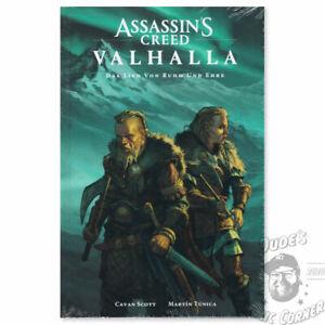 Panini Comic Assassins Creed Valhalla – Das Lied von Ruhm und Ehre Hardcover NEU