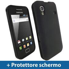 Custodie preformate/Copertine Per Samsung Galaxy Ace in pelle sintetica per cellulari e palmari