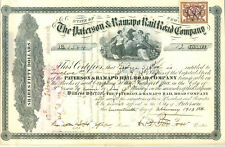Paterson & Ramapo RR Company 1913