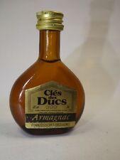Armagnac cles del bolducs 30 ml 40% mini botellas bottle Miniature bottela 2