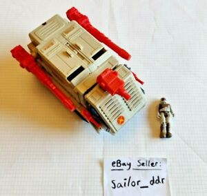 Pre-owned - 1987 Coleco - STARCOM - SKYROLLER Vehicle with figure - Working