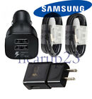 Samsung Adaptive Fast Travel Wall Charger for Galaxy S9/S8/Plus/Note 9 8 w/Cable