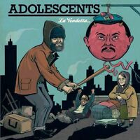 Los Adolescents, The - La Vendetta E Un Piatto Che Va Servito Freddo [New Vinyl]