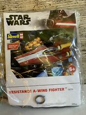 Star Wars Resistance A Wing Fighter RevellFigure