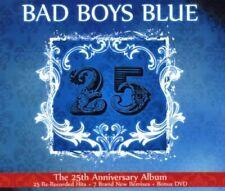 Bad Boys Blue + 3CD + 25tj anniversary album (2 CD/DVD)