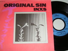 "INXS - Original Sin & To look at you (1983 German 7"") 5535"