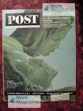 Saturday Evening POST March 28 1964 New York WORLD'S FAIR DONNA REED John O'Hara