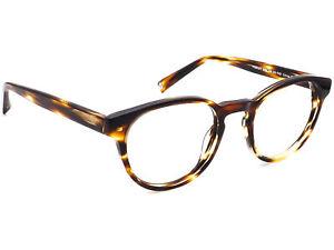 Warby Parker Eyeglasses Percey 256 Tortoise Round Frame 48[]20 140
