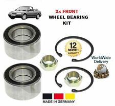 FOR ROVER CABRIOLET 214 216 1.4 1.6 16v 1992-1999 2x FRONT WHEEL BEARING KITS
