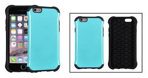 Protection Coque Arrière / Bumper Gel Silicone (Bleu) ~ Apple iPhone 6