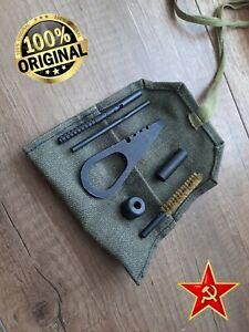91/30 Mosin-Nagant Rifle Cleaning Kit  6 tools ORIGINAL Markered