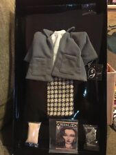Gene Doll Outfit, 1996 AFTERNOON OFF By Mel Odom, New In Box With Shipper.