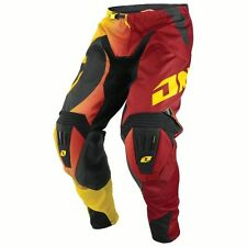 Motocross off road One Industries GAMMA ERUPT pants 36 / 50135-093-036 blk/yel