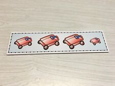 Circle the Smallest? 21 Activity Strip Cards - Laminated Cards