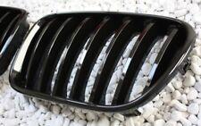 grille grille calandre pour BMW F25 X3 NOIR BRILLANT VERNIS NOIR