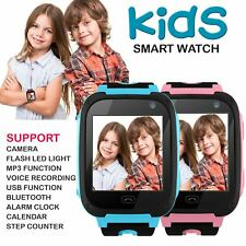 Children Activity Tracker Bluetooth Smart Watch Kids LBS For Fit Bit Style Gift