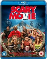 Scary Movie 5 Blu-ray Lindsay Lohan Charlie Sheen B2 UK Uk. 16 9