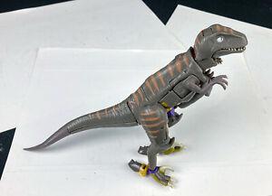 2008 Transformers Universe Beast Wars Raptor Dinobot Deluxe 25th anniversary
