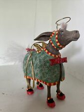 Patience Brewster Angel Donkey Ornament