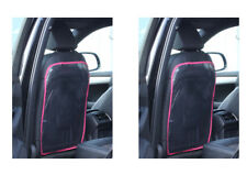 2 X Rückenlehnenschutz Sitzschoner Autositzschoner Schutzfolie  (5,45 EUR/Stück)