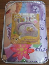 Disney's Tangled The Series Twin Microfiber Comforter 64 in by 86 in NEW