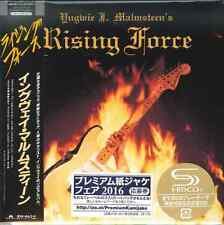 YNGWIE J.MALMSTEEN'S RISING FORCE-S/T-JAPAN MINI LP SHM-CD Ltd/Ed G00