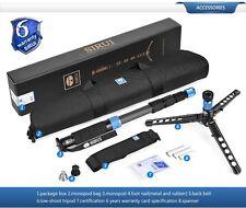 SIRUI P424SR Portable Carbon Fiber Professional Monopod