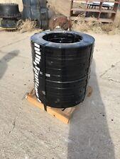 "Steel Srapping Rolls  1 1/4""x.035 New"