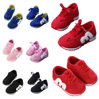 Bambini M Alphabet scarpe rete bambini che corrono pattini casuali di sport I5V8