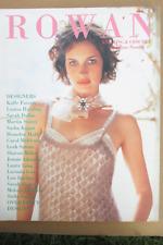 Rowan book knitting magazine No 37 Kaffe Fassett Louisa Harding Martin Storey