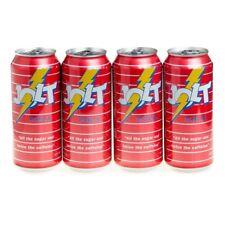 Jolt Cola, Carbonated Energy Drink, Original Recipe Real Sugar, 16 Fl. Oz. 4