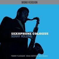 Sonny Rollins - Saxophone Colossus (Mono Version) (180g Vinyl LP) NEW/SEALED