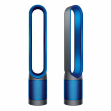 Dyson AM11 Pure Cool Tower Purifier Fan | Iron/Blue | Refurbished