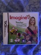 Imagine: Teacher School Trip. Nintendo DS, 2DS, 3DS.