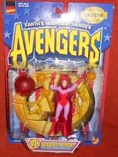 SCARLET WITCH - AVENGERS EARTH'S MIGHTIEST HEROES  ACTION FIGURE - 6 INCH