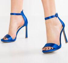 Jessica Simpson PLEMY - High Heeled Sandals Blue Iris Size EU 40 RRP £79.99