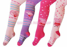 New official Peppa Pig girls tights leg warmer 3 4 5 6 7 8 9 years