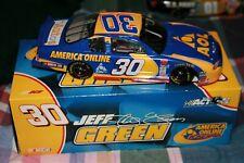 2002 1/24 NASCAR Diecast #30 Jeff Grean AOL Action