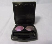 Avon Mega Impact Eyeshadow Duo Violet Voltage Rich Colorful Dimension New