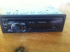 PIONEER DEH-1300MP CD y reproductor de WMA/MP3 entrada AUX frontal Mosfet 50Wx4 RDS