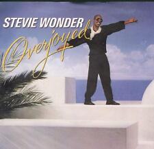 """Stevie Wonder(7"""" Vinyl P/S)Overjoyed-ZB 40567-UK-Ex+/Ex"""