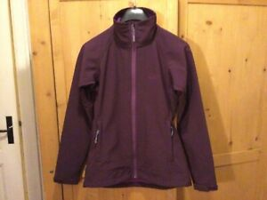 Damen Lowe Alpine Softshell Trekking Jacke Gr. 36 ungetragen wie neu