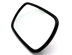 SHATTERPROOF COVEX MIRROR HEAD FOR VARIOUS MASSEY & FORD TRACTORS