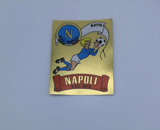 Meister Napoli 209 Figurine Album Fußballer panini 1980 1981 Neu Mit Velina