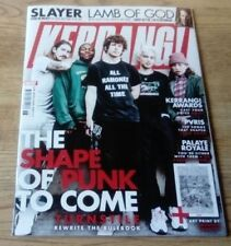 May Kerrang! Music, Dance & Theatre Magazines in English