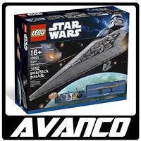 LEGO Star Wars Super Star Destroyer 10221 UCS BRAND NEW SEALED RETIRED