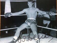 Jean Paul Belmondo Fabulous 8 X 10 PHOTO  SIGNED GUARANTEED AUTHENTIC